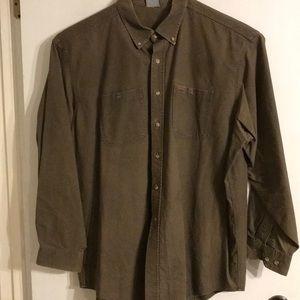 Men's Carhartt Work Shirt